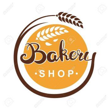 144511685 Bakery Logo Vector Illustration